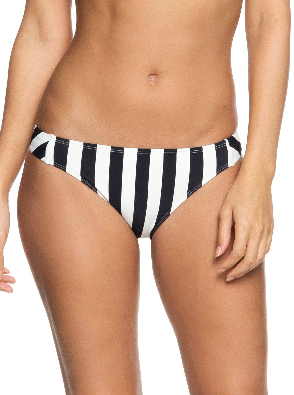 572a9d4c8bb82 0 Beach Basic - Full Bikini Bottoms Black ERJX403634 Roxy