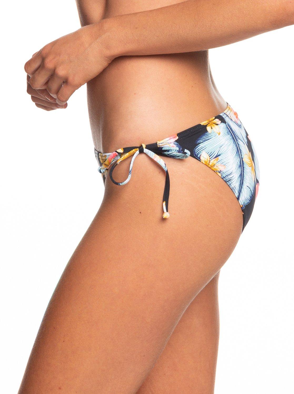 1 Dreaming Day - Bas de bikini tie sides pour Femme Noir ERJX403709 Roxy aa53ba7a94f