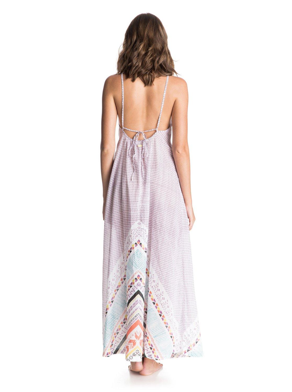685d4321dc82 1 Lost Bohemian Print - Dress ERJX603021 Roxy