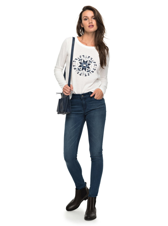 3613372942280 Longues Shirt Pour Femme Roxy À Lily Manches Yucca T wFOqFa8T