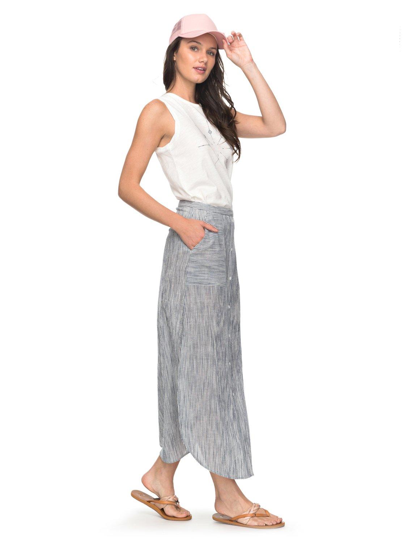 40fd70d20994f 1 Time For An Other Year - Sleeveless T-Shirt White ERJZT04184 Roxy