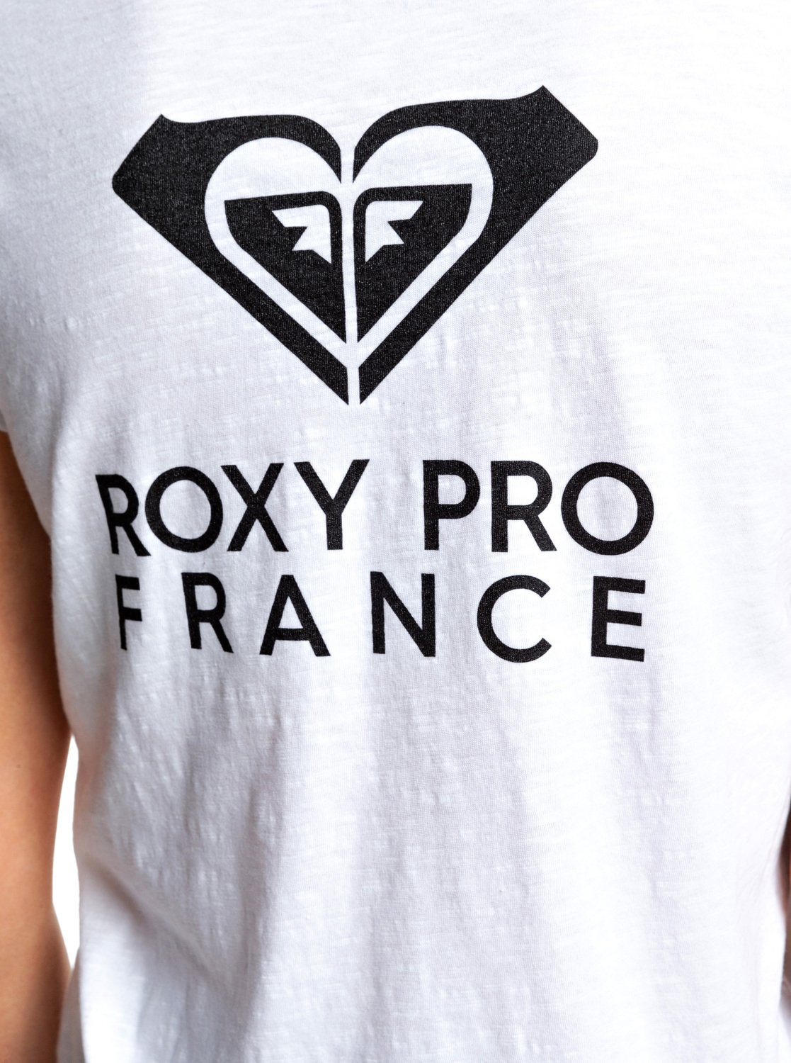 roxy pro france 2018 t shirt boyfriend 3613374351417 roxy. Black Bedroom Furniture Sets. Home Design Ideas