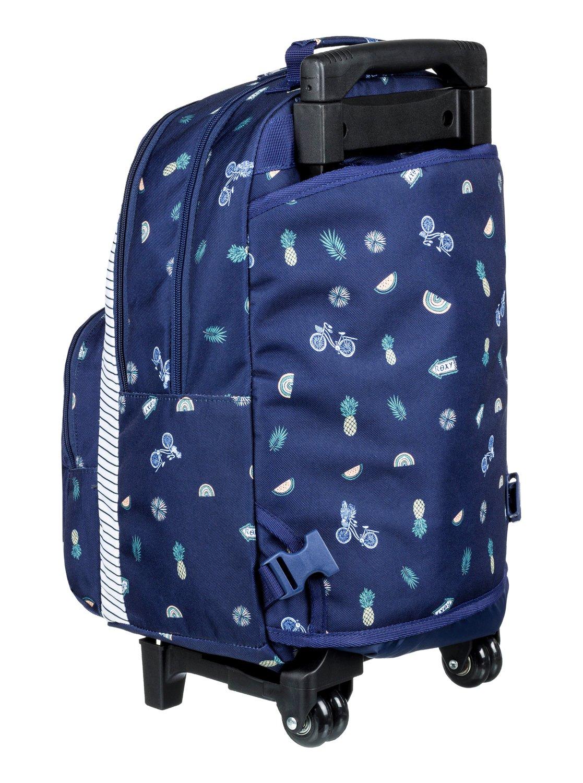 vitamin sea 15 5l small wheeled backpack erlbp03032 roxy. Black Bedroom Furniture Sets. Home Design Ideas