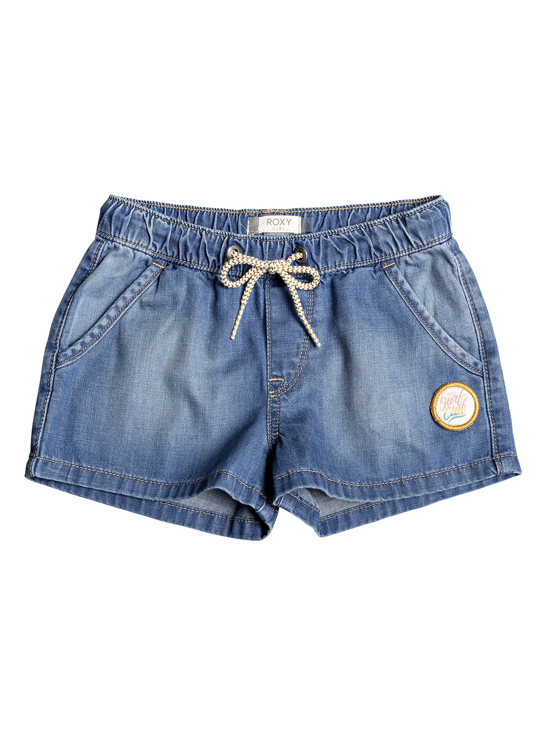 0 Timeless - Short en denim pour Fille 2-7 ans Bleu ERLDS03034 Roxy e0195050791