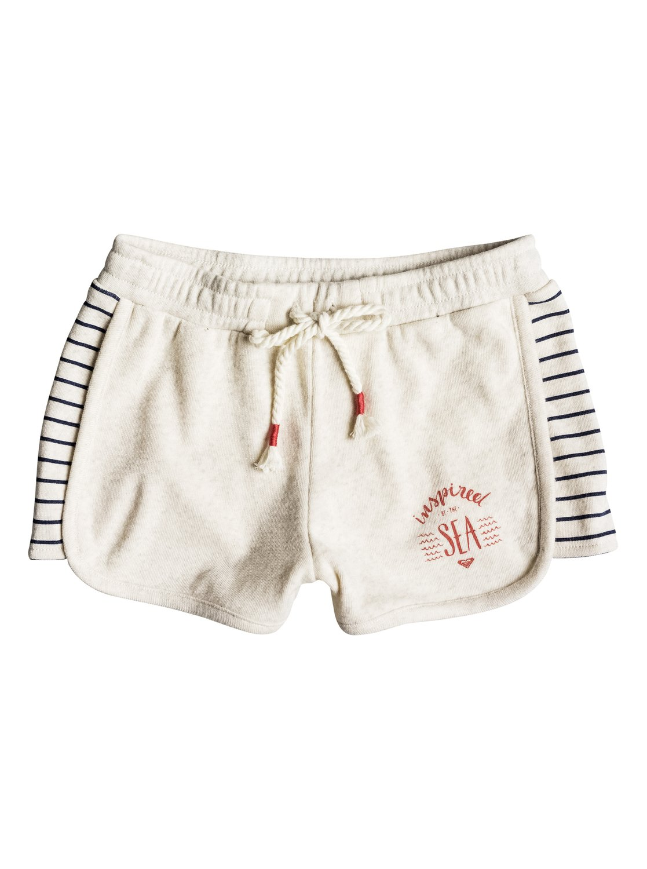 Girl's Shorts 6 2 Mine Freedom Sweat Is Roxy Erlfb03048 rUFUnTYO