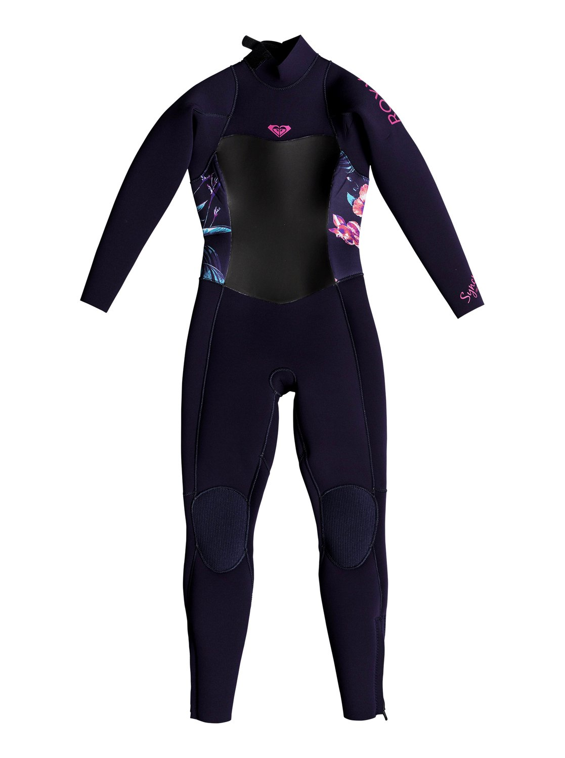 dba3aa08f5 4 3mm Syncro Series - Back Zip GBS Wetsuit for Girls 2-7 ERLW103002 ...