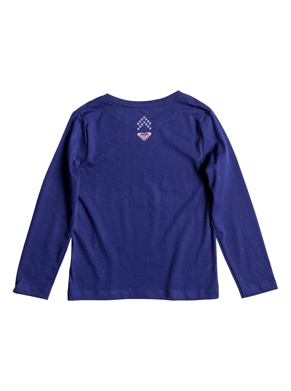 a3456b62d6b4 1 Tonic Hello - Long Sleeve T-Shirt Blue ERLZT03043 Roxy