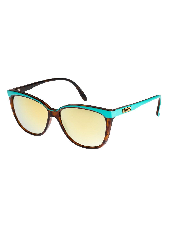 Roxy Bridget - Sunglasses - Lunettes de soleil - Femme - ONE SIZE - Marron