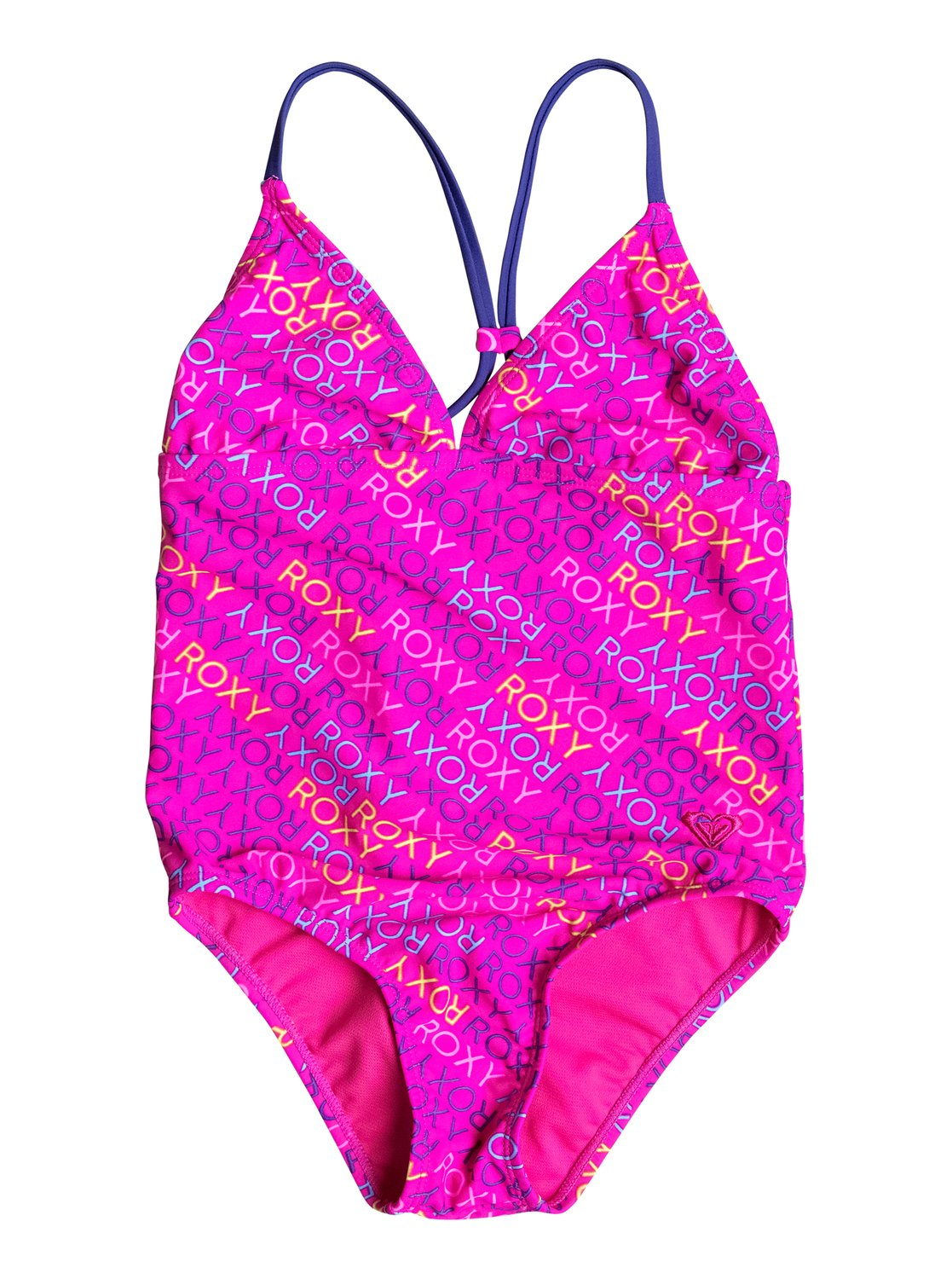 e4d0222eb30c6 0 Girls 2-6 Roxy Ready One-Piece Swimsuit PGRS68986 Roxy