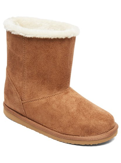 Molly - Faux Sheepskin Boots for Girls  ARGB700035