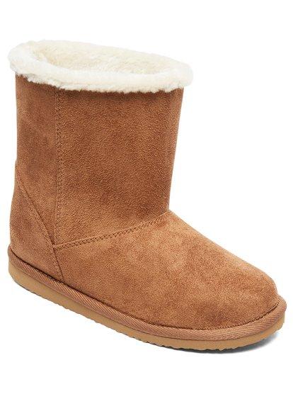 Molly - Faux Sheepskin Boots for Girls  ARGB700035