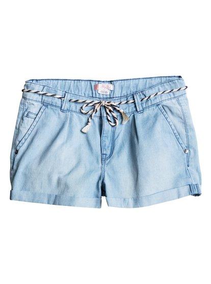 Just A Habit - Denim Shorts  ERGDS03023