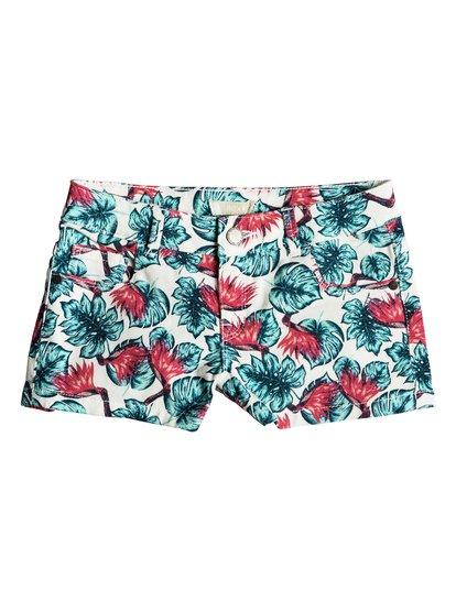 Passing Afternoon - Denim Shorts  ERGDS03033