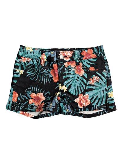 Little Peach - Denim Shorts for Girls 8-16  ERGDS03047