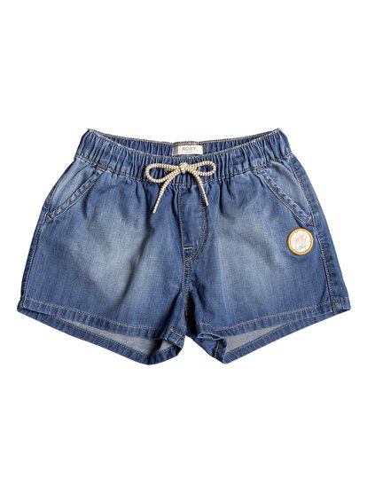 Honey Sunday - Denim Beach Shorts for Girls 8-16  ERGDS03048