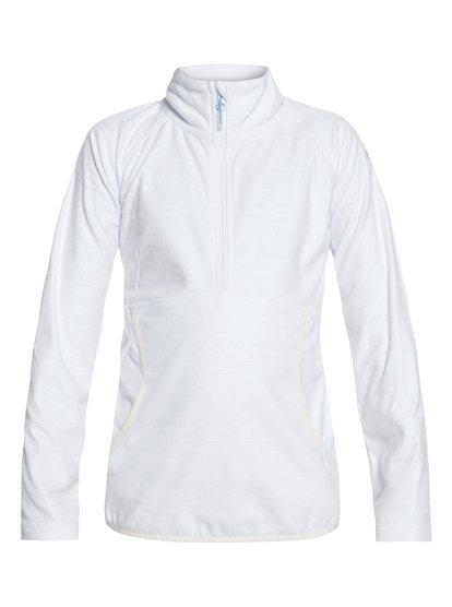 36edda4a3cdc Harmony - Technical Zip-Up Fleece for Girls 8-16 ERGFT03268