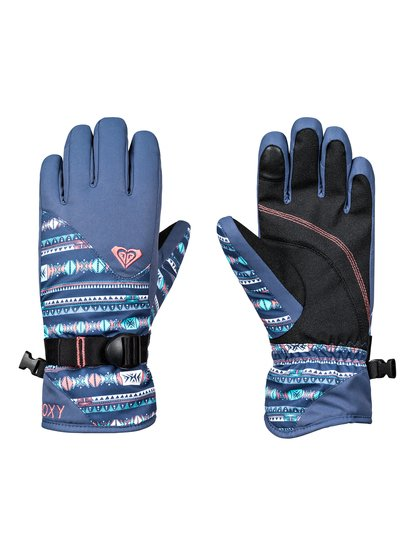 ROXY Jetty - Ski/Snowboard Gloves for Girls 8-16  ERGHN03014