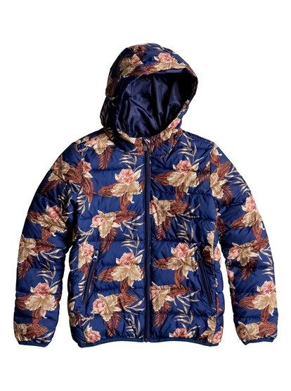 Question Reason Print - Insulator Jacket  ERGJK03032