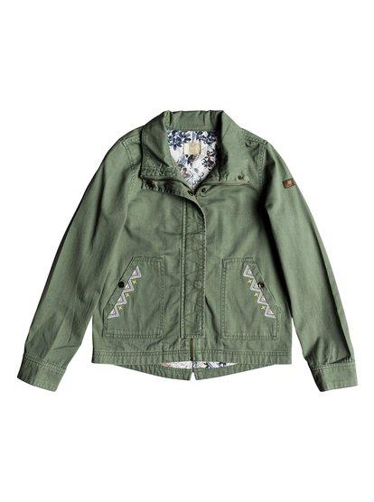 Falling Stars - Military Jacket for Girls 8-16  ERGJK03048
