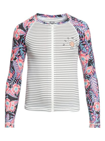 Sunset Only - Zipped Long Sleeve UPF 50 Rash Vest  ERGWR03076