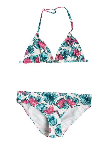 Beach Days - Tiki Tri Bikini Set  ERGX203141