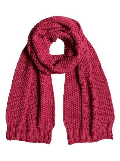 Stay Out Scarf - Knit Scarf  ERJAA03160