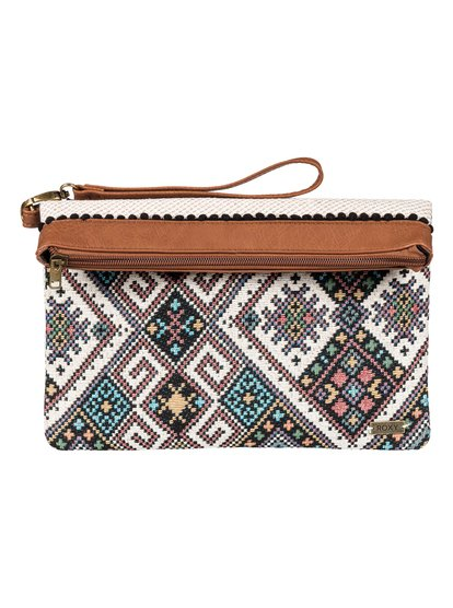 Purse Addict - Canvas Clutch  ERJAA03249