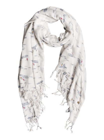 Sing To Wear - Fringed Scarf  ERJAA03410