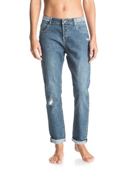 My First Love - Boyfriend Fit Jeans  ERJDP03114