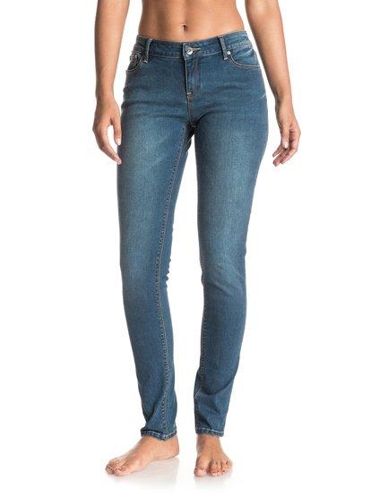Suntrippers Dark Blue - Skinny Jeans  ERJDP03140
