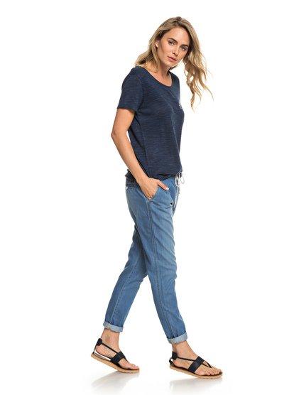 Beachy - Denim Beach Pants for Women  ERJDP03206