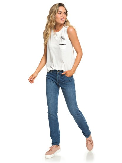 Cosy Wildness - Straight Fit Jeans for Women  ERJDP03212