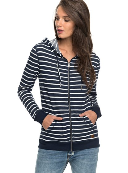 Trippin Stripe - Zip-Up Hoodie for Women  ERJFT03597