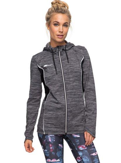 Gnessa - Hooded Track Jacket for Women  ERJFT03623