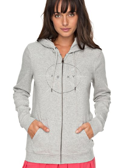 Full Of Joy - Zip-Up Hoodie for Women  ERJFT03695
