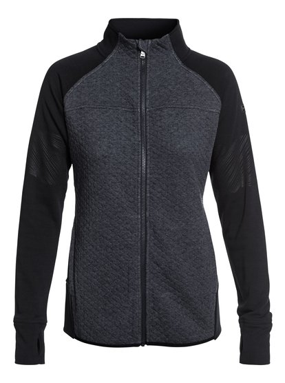 ROXY Premiere - Technical Zip-Up Sweatshirt for Women  ERJFT03740