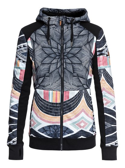 Frost - Technical Zip-Up Hoodie for Women  ERJFT03745