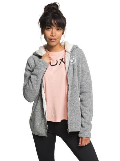 Super Cosy A - Zip-Up Hoodie for Women  ERJFT03787