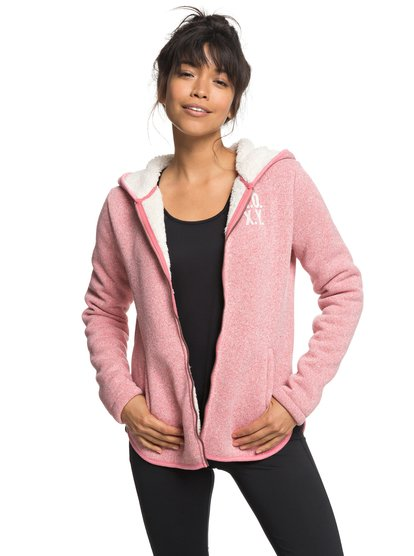 Super Cosy B - Zip-Up Hoodie for Women  ERJFT03789