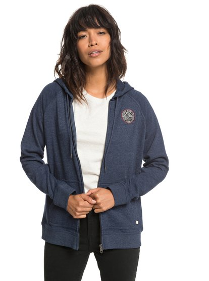 City Nights - Zip-Up Hoodie  ERJFT03794
