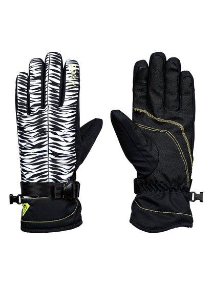 ROXY Jetty - Snowboard/Ski Gloves for Women  ERJHN03068