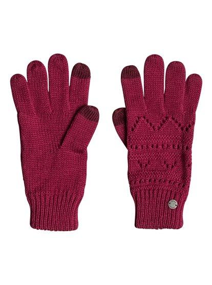 Girl Challenge - Knitted Gloves  ERJHN03086