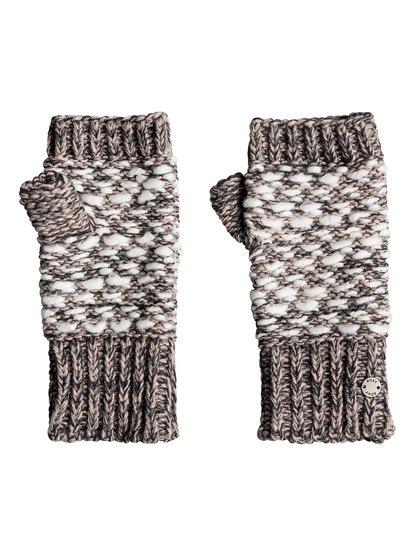Corner Of The Fire - Knitted Fingerless Gloves for Women  ERJHN03118