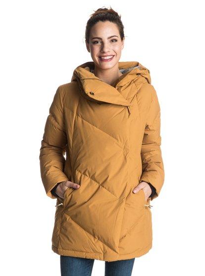Abbie - Quilted Technical Coat  ERJJK03123