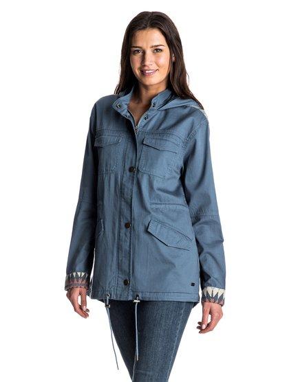 Sultanis - Embroidered Cotton Jacket  ERJJK03170