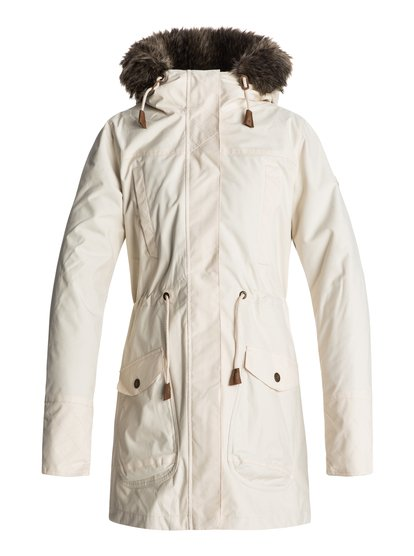 Amy - Waterproof Parka Jacket for Women  ERJJK03184