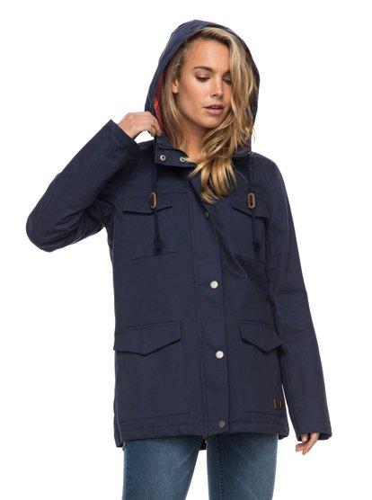 Sea Song - Parka Jacket for Women  ERJJK03192