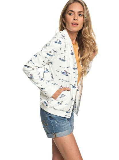 Waterfall Sun - Bomber Jacket Sweatshirt for Women  ERJJK03220