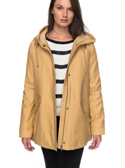 Sunny Fly Away - Hooded Jacket  ERJJK03221