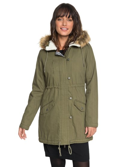 Essential Element - Hooded Parka for Women  ERJJK03262